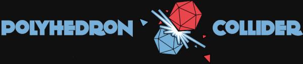 Polyhedron Collider logo